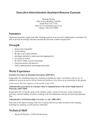 resumes for office jobs cipanewsletter sample administrative resume sample for medical assistant resumes