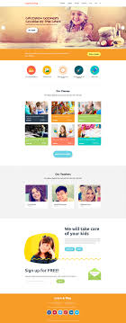 kids care multi purpose children wordpress theme by axiomthemes screens kids 00 preview jpg screens kids 01 homepage babysitter jpg screens kids 02 homepage health care jpg