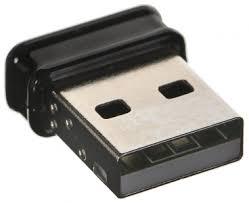 <b>Wi</b>-<b>Fi адаптер ASUS USB-N10</b> Nano