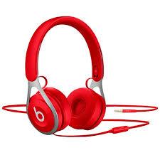 Купить <b>Наушники</b> накладные <b>Beats EP On-Ear Headphones</b> Red ...