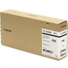 <b>Canon PFI</b>-1700PBK <b>Photo Black</b> Ink Tank | BlueDogInk.com