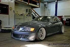 aggressive front wheeltire fitment whatcha got bmw z3 1996 front angle aa