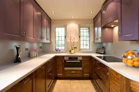 shaped kitchen adorable designs