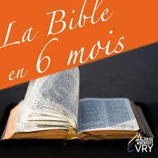 LA BIBLE EN 6 MOIS