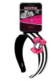 Ободок <b>Daisy Design</b> Monster High 51559 со стикером — купить ...