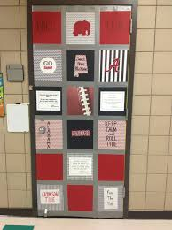 roll tide college week at school door decoration no excuses college week at school door decoration no excuses anyone can go to