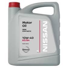 «<b>Моторное масло Nissan Motor Oil</b> 10W-40 (Европа) 5л ...