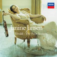 <b>Vivaldi</b>: The Four Seasons - Album by Antonio <b>Vivaldi</b>, <b>Janine Jansen</b>