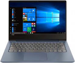 <b>Ноутбук Lenovo IdeaPad 330S-14IKB</b> 81F4004XRU (темно-синий)