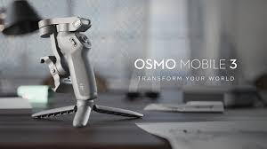 <b>DJI</b> - <b>Osmo Mobile</b> 3 - Imagination Unfolded - YouTube