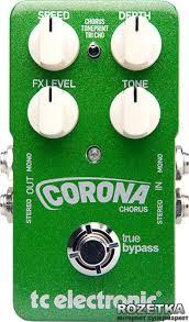 ROZETKA | <b>Педаль эффектов TC Electronic</b> Corona Chorus (255 ...