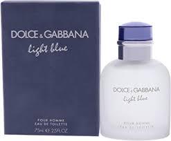 Dolce & Gabbana <b>Light Blue Pour Homme</b> Eau de Toilette spray 75 ml