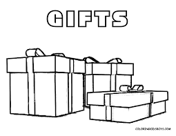 christmas coloring pictures christmas day christmas christmas presents to print out at yescoloring