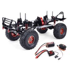 <b>ZD Racing SCX10 1/10</b> 4WD CNC All Metal Carbon Fiber RC Car ...