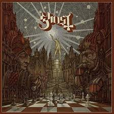 <b>Ghost</b> - <b>Popestar</b> EP [Import Limited Edition Deep Purple LP ...
