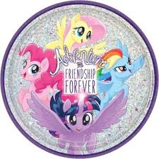 My <b>Little Pony Party</b> Supplies