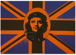 gavin turk god save che guevara cracked