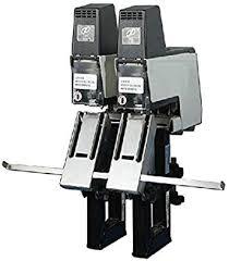 <b>Rapid 106 Twin</b> head Electric Saddle Stapler 110V/220V: Amazon ...