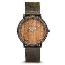 Original Grain Koa Stonewashed Wood Watch ... - Amazon.com