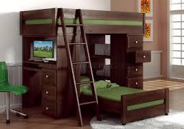 top bunk bed desk combo bunk bed desk trundle