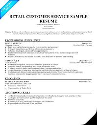 Resume Examples  Resume Objective Statement for Customer Service     Rufoot Resumes  Esay  and Templates