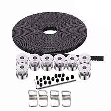 Amazon.com: Nrpfell <b>10M Rubber Opening Belt</b> 6mm Width+8pcs ...