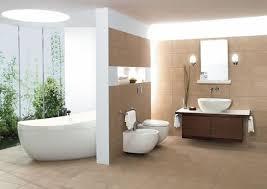 freestanding bath with garden views baumeister pl bathroom lighting australia