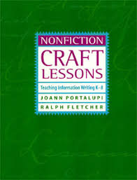 Image result for lists of mentor texts ralph fletcher