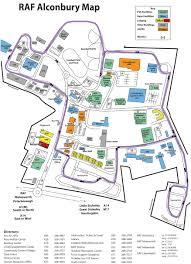 raf alconbury 423d fss directory base map