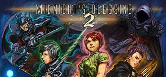 Save 90% on Midnight's <b>Blessing</b> 2 on Steam