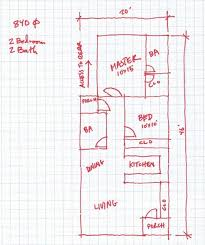 Open House Plan for a Small ′ Wide House   EVstudio  Architect    Open House Plan for a Small ′ Wide House   EVstudio  Architect Engineer Denver Evergreen Colorado  Austin Texas Architect