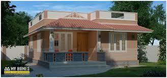 Accompanied   nature small house design keralasmall house design kerala