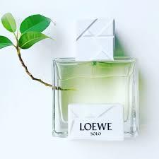 <b>Solo Loewe Origami</b> «Влажный аккорд» - розмарин, базилик ...