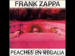 <b>Frank Zappa</b> - Peaches En Regalia - <b>Hot</b> Rats (October,1969 ...