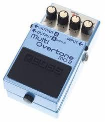 Моделирующая и специальная <b>педаль эффектов</b> Boss MO-<b>2</b> ...