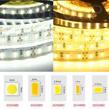 LED Strip Light <b>5M</b> 12V 2835 3014 <b>4014</b> 3528 5050 5630 5054 ...