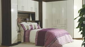 contemporary gloss white walnut modular bedroom furniture system contemporary bedroom bedroom modular furniture