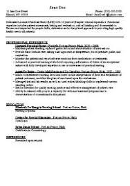 adoringacklesus sample lpn resume objective