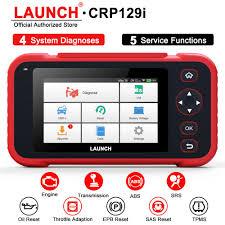<b>LAUNCH X431 CRP129i</b> Professional OBD2 Automotive Scanner ...