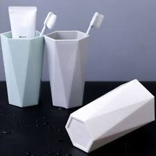 portable cloud pattern toothbrush cup wheat straw mouthwash bathroom tumblers product household holder