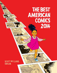 what s in scott mccloud s the best american comics  what s in scott mccloud s the best american comics 2014 bleeding cool comic book movie tv news