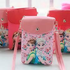 <b>Disney Frozen</b> Iron Buckle Coin Purse Cartoon <b>princess</b> mickey Gift ...