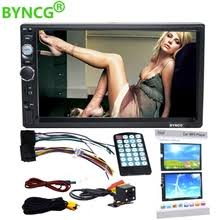2 din car radio <b>7 hd player mp5</b> touch screen