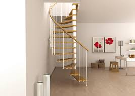 toscana a fabulous design of a spiral staircase with wooden steps and handling with white baluster furniture amazing indoor furniture space saving design