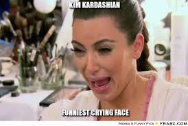Kim Kardashian... - Crying Kim Kardashian Meme Generator Captionator via Relatably.com