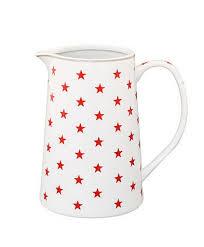 <b>Кувшин</b> Krasilnikoff Danish Design Star red 850 мл