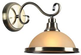Настенный светильник <b>Arte Lamp</b> Safari <b>A6905AP</b>-<b>1AB</b>, 60 Вт ...