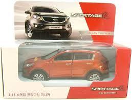 Игрушечная <b>модель KIA Sportage</b> - Родные игрушки