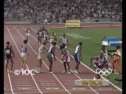<b>Athletics</b> - <b>Men's</b> 200M - Barcelona 1992 - Sydney 2000 <b>Summer</b> ...