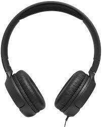 <b>Наушники</b> с микрофоном <b>JBL Tune</b> 500 Black (JBLT500BLK ...
